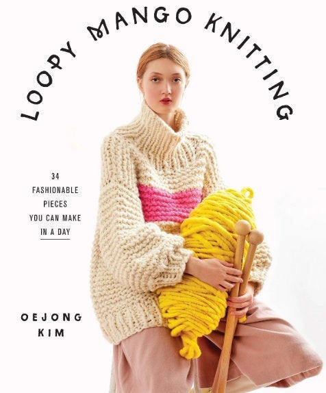 Loopy Mango Knitting Book - theobservatory.shop Loopy Mango - manos