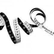 Merchant & MIlls Measuring Tape - theobservatory.shop Merchant & Mills - manos