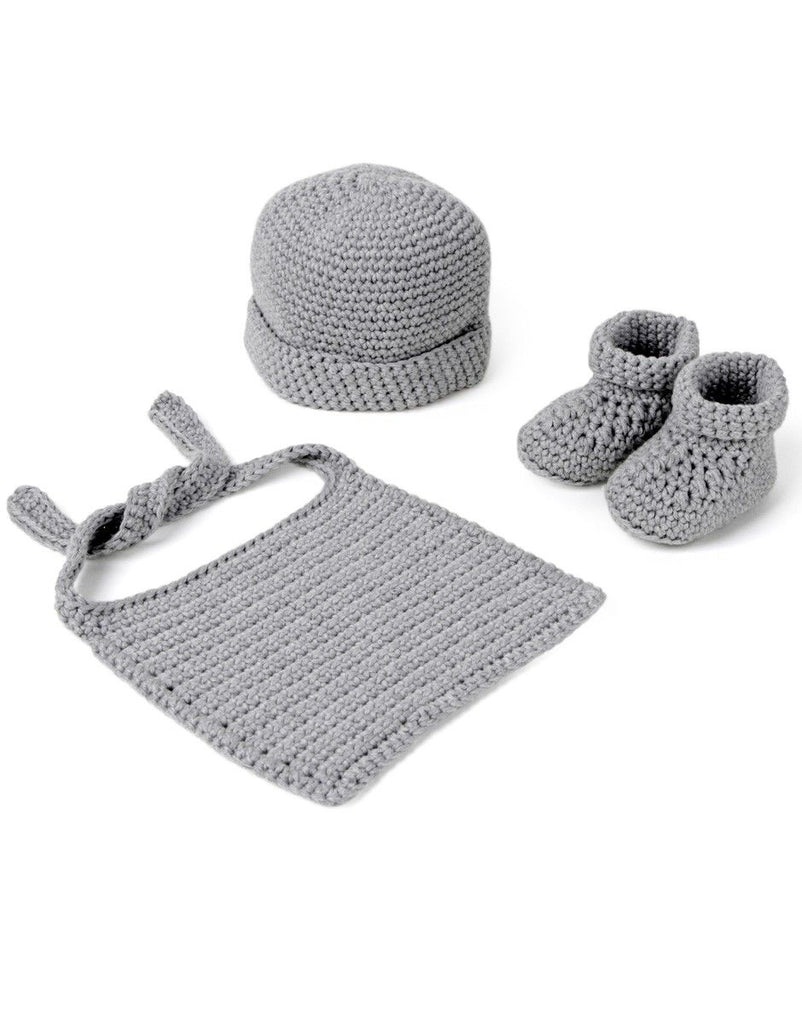 Oh Baby Set Pattern - theobservatory.shop Wool and the Gang - manos