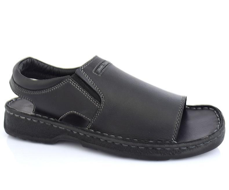 Gambler- Sandals for Men-Black