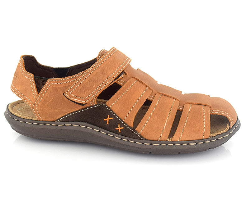 Sandals for Men-Rust