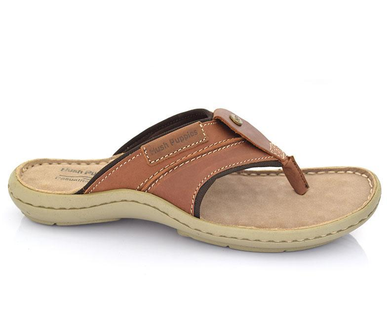 Mid Brown Slippers for men