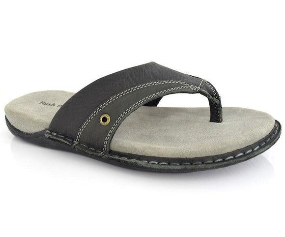 THONG GRADY-Slippers for Men, black