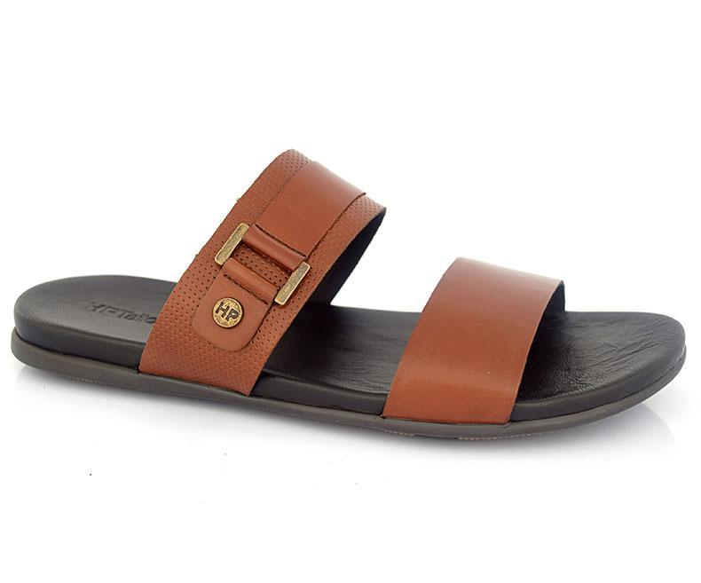 Brown | HOGAN Wilton | Slippers for men
