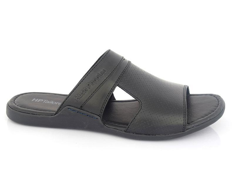 ZEST BEST - Black Comfortable Men Sandal