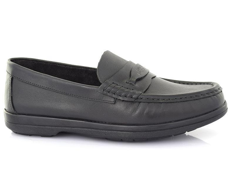 Men's Casual Shoes-Black