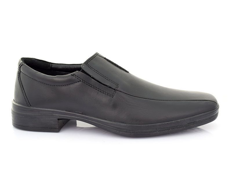 Inclusive-True Formal Footwear for Men-DD Crust BLack