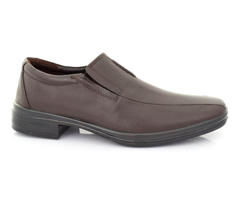 Inclusive-True Formal Footwear for Men-DD Crust Mogno