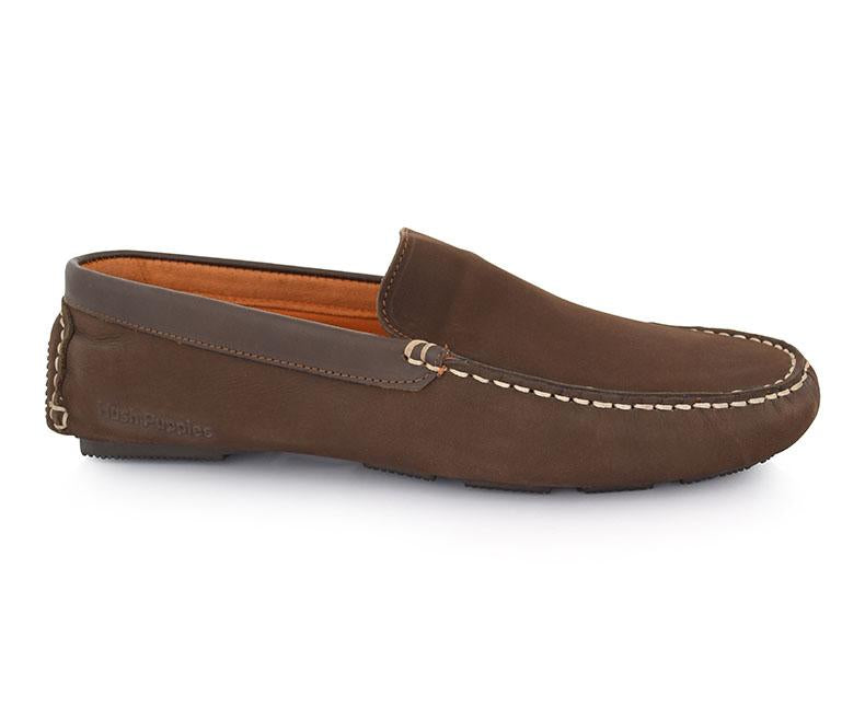Flander Monacco-Men's Shoes Moccasins-Brown