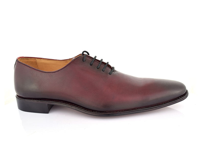 Lewis Burman-Men's Shoes\True Formal-Burgandy