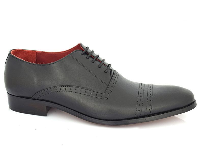 Isla Edwin-True Formal Footwear for Men-Black