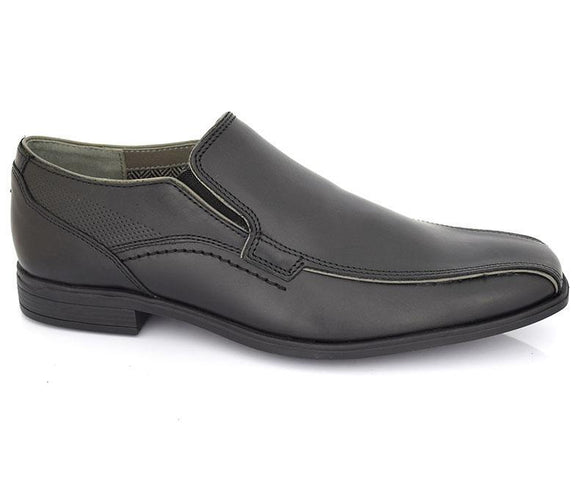 Men's Formal Shoes-Black