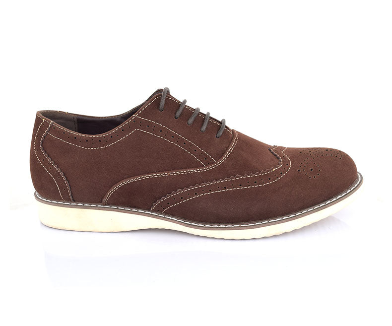 Madon-Men's Shoes Casual\Semi Formal-Coffee