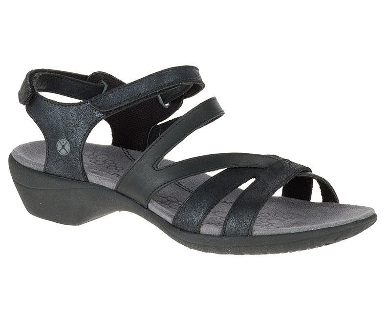 Lowell Dharma-Sandals for Women-Black