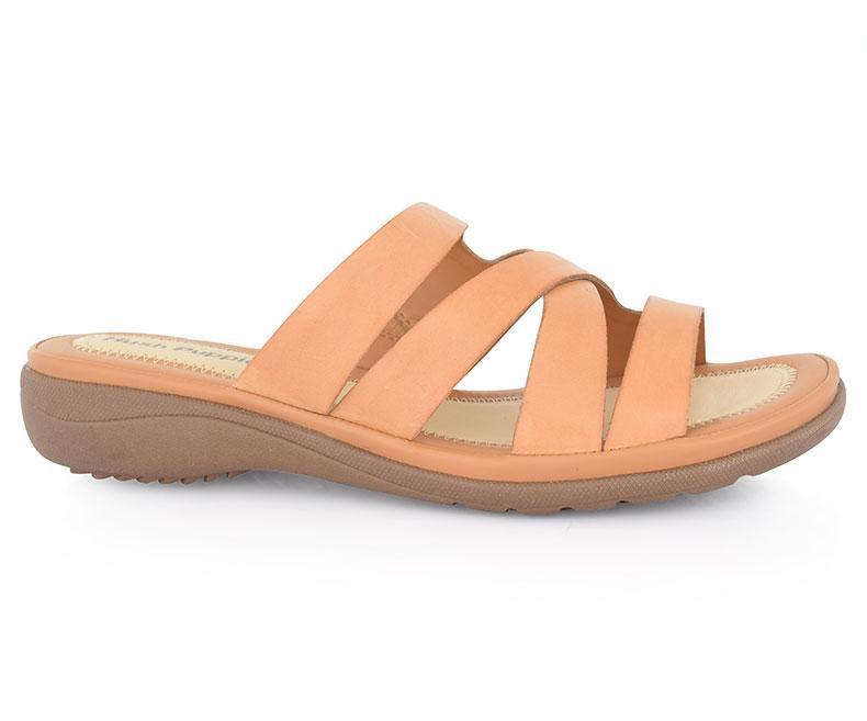 Kielo Keaton-Slippers for Women-Camel