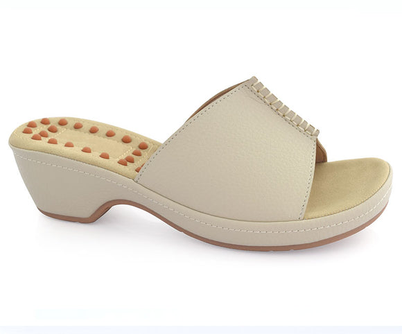 SS-SL-0050-Women's Shoes\Casual\Wedges-Beige