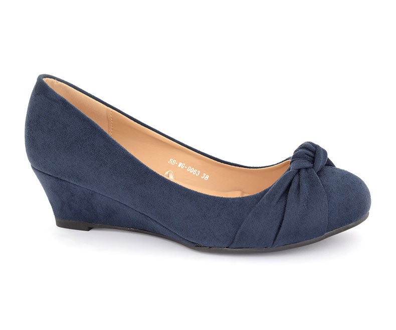 SS-WG-0063-Wedges for Women, navy