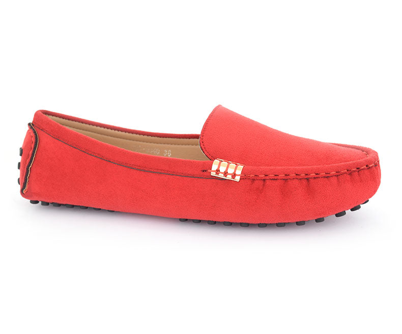 SS-MS-0040-Women's Shoes\Casual\Pumps-Red