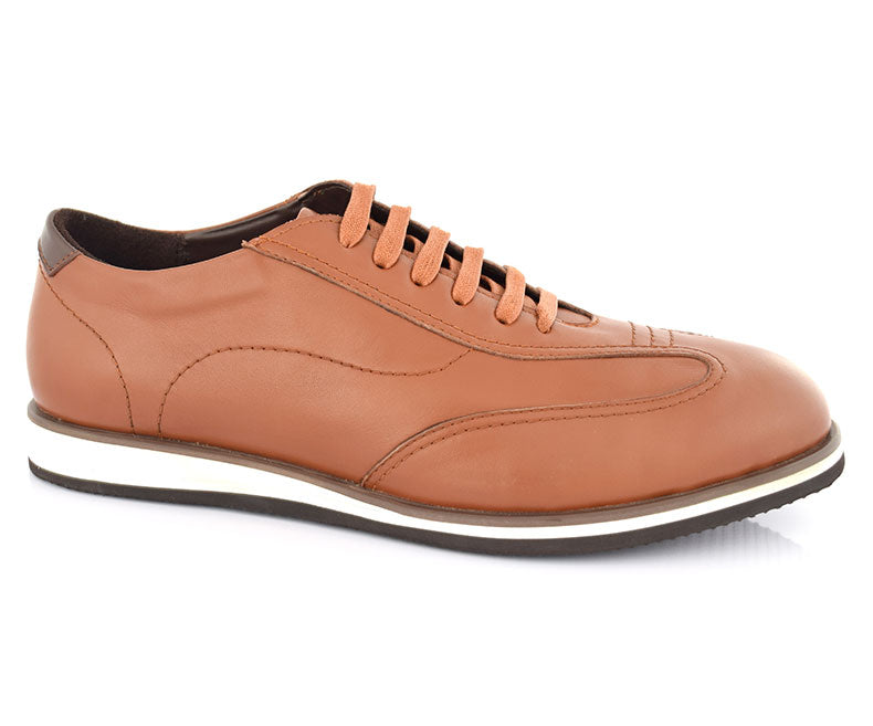 MANOR-Men's Casual Shoes\Athleisure-Tan