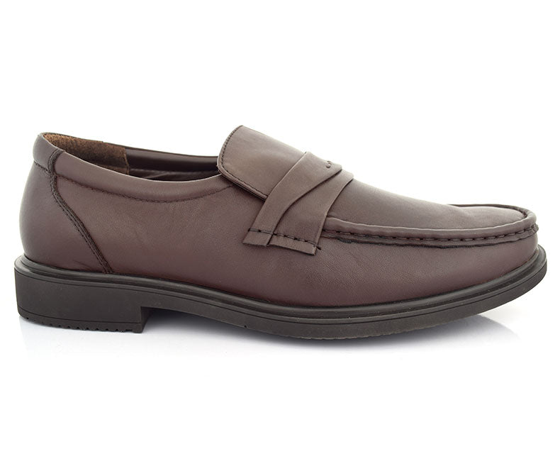CARTEL- Coffee Pleasant Semi Formals for Men By Hush Puppies