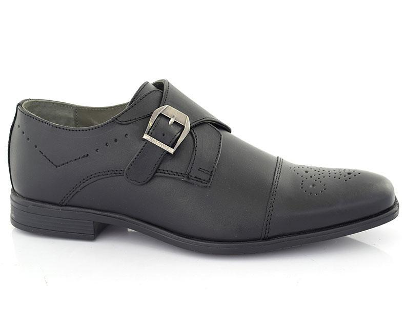 JASEN MADDOW-Formal Footwear for Men-Black