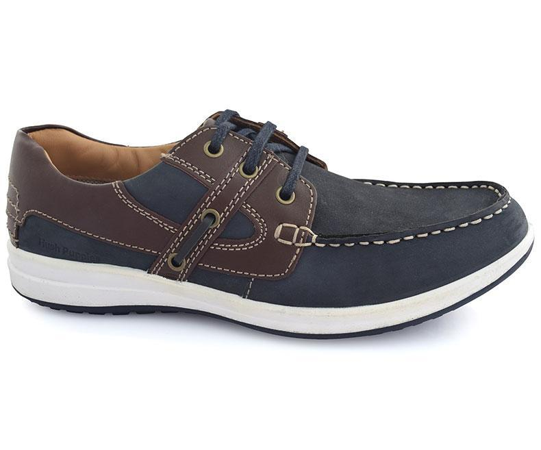 c49c05126a96 BRUCE- Marine Colored Classic Athleisures for Men by Hush Puppies