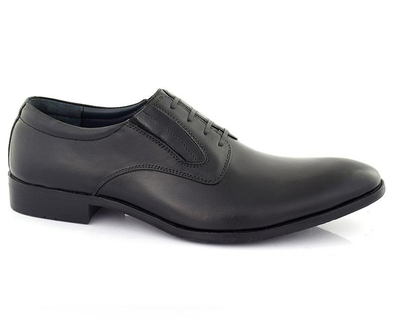 Izod Edward-True Formal Footwear for Men-Black