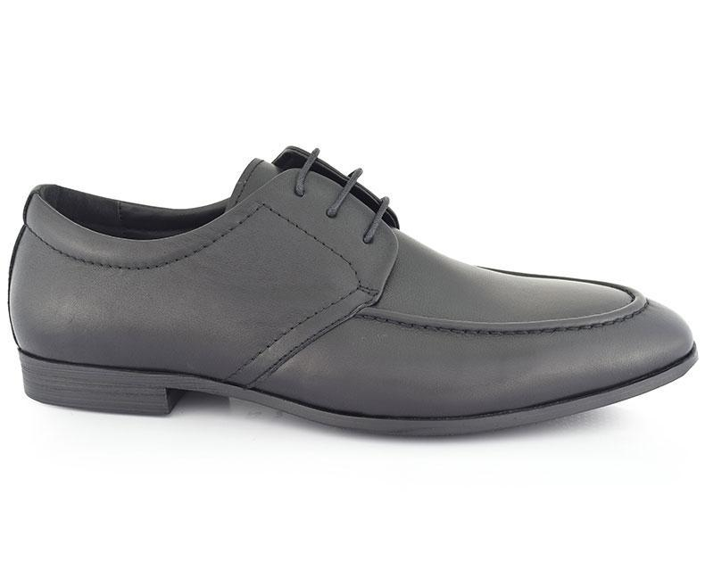 Rodeo-Formal Footwear for Men-Black