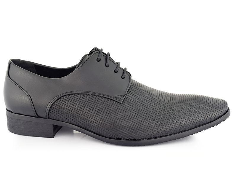 Black Efficient True Formals for Men