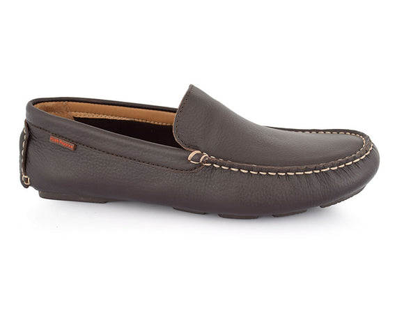 Jace Monaco-Men's Footwear\Moccasins-Dark Brown