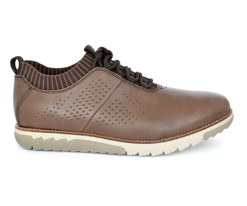 Men's Casual Shoes-Choco Brown