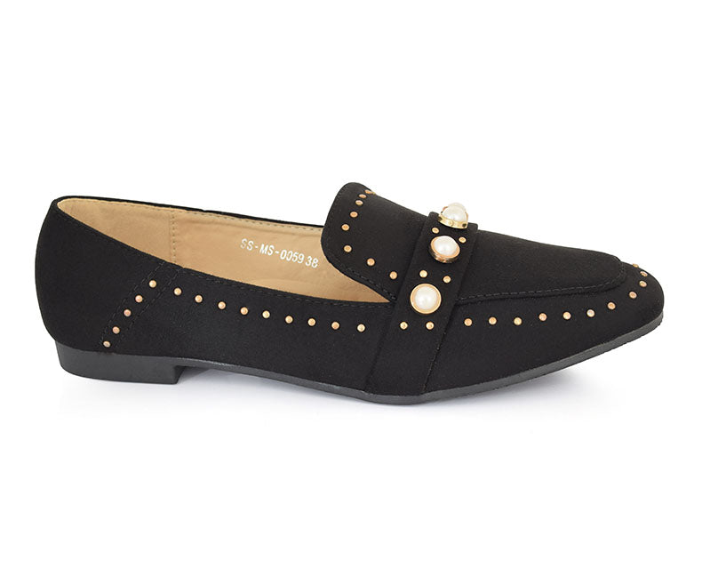 SS-MS-0059-Women's Shoes\Formal\Pumps-Black data-zoom=