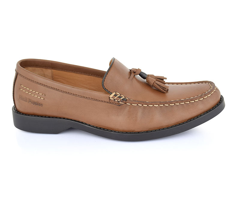Tassel logan-comfort, brown