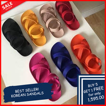 Load image into Gallery viewer, KOREAN SANDALS
