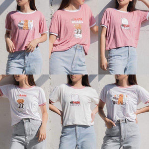 KOREAN GRAPHIC TEES