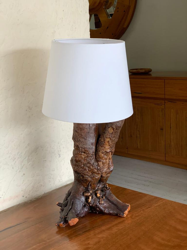 Gum Tree Lamp
