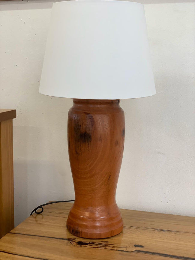 Forest Red Gum Lamp