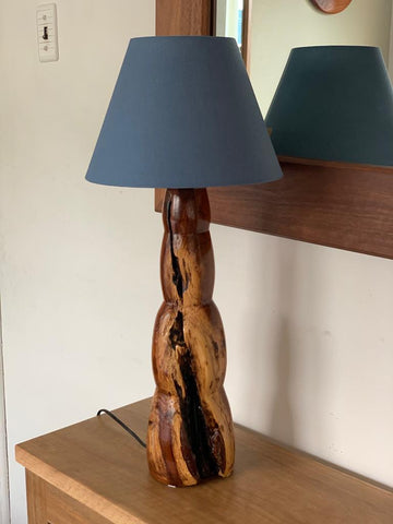 Brush Box Lamp