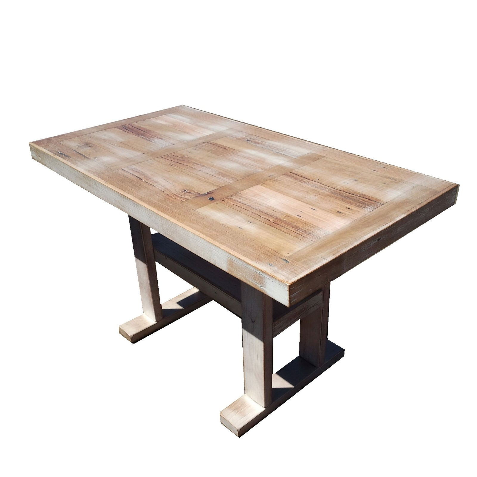Dining Table - Beach House Collection - Pedestal Base