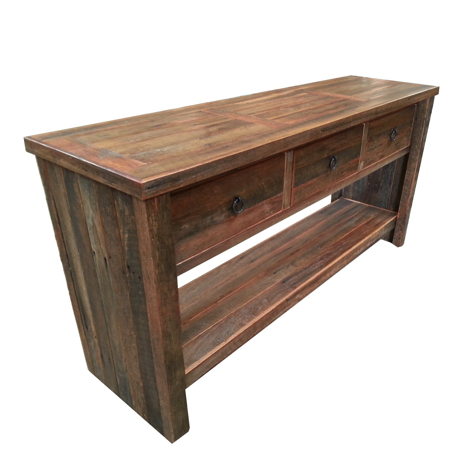 Beach House Custom Console