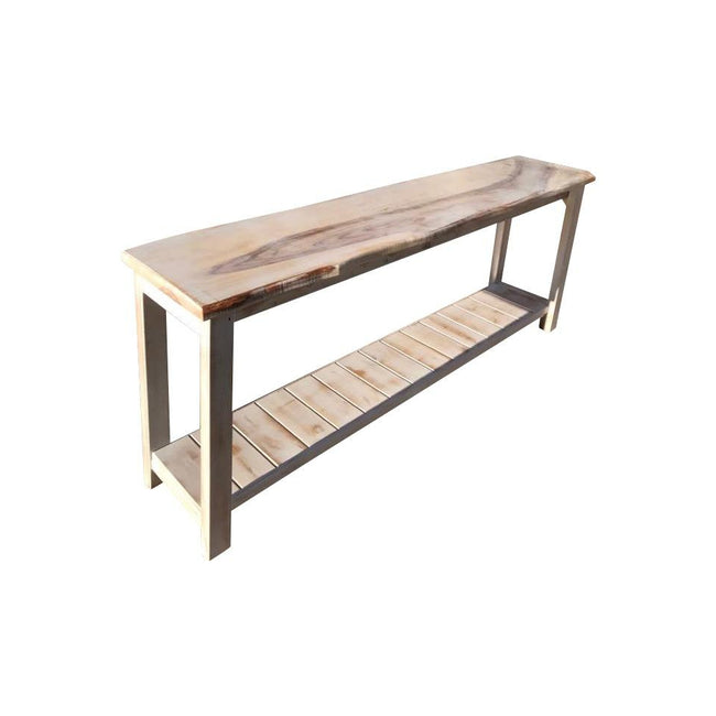 Console Hall Table - Camphor Laurel-console-Wildwood Designs Furniture
