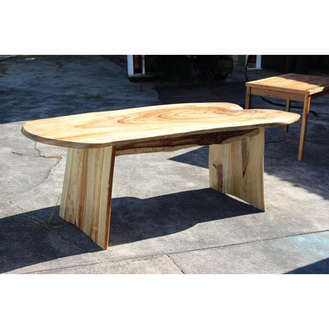 Custom Dining Table - H Leg Design