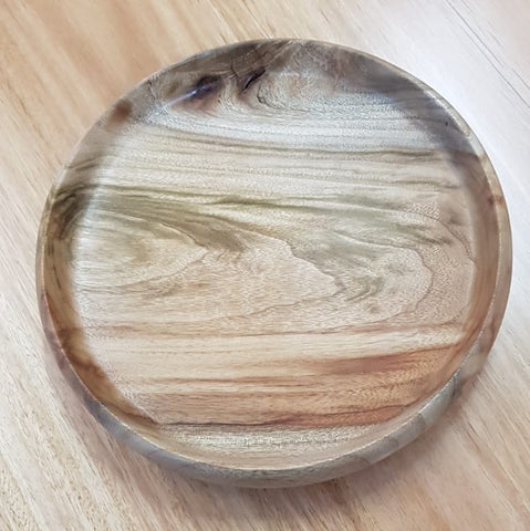 Bowl - Brown Barrel Burl