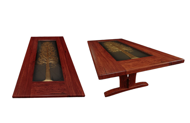 Dining Table - Custom Design - Hands Across The Water Water Charity Auction