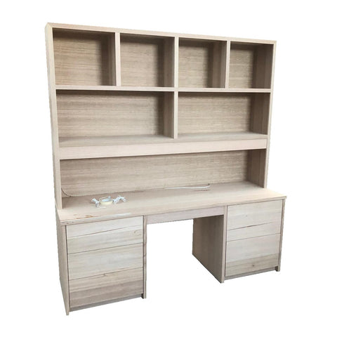 Henly Style Desk With Two Drawer