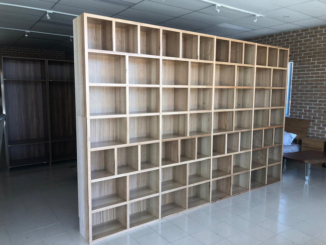 Wall Unit - Custom Design