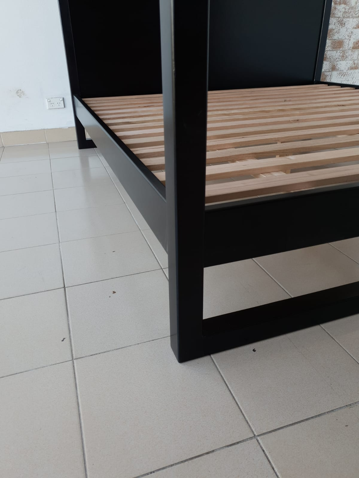 Bed - Custom Canopy Design