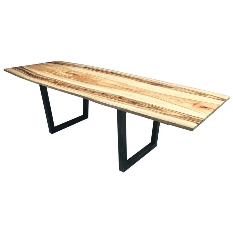 Dining Table - Ellis Design Steel Base