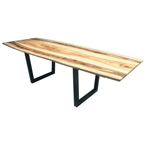Signature Y Shaped Pedestal Base Dining Table
