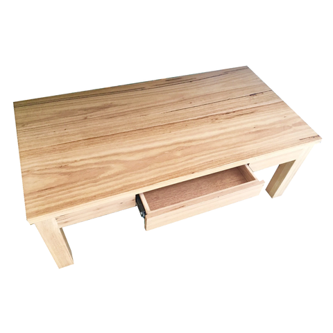Coffee Table - Camphor Laurel - Book Match